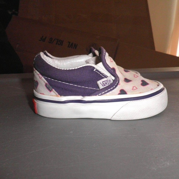 vans shoes size 4.5